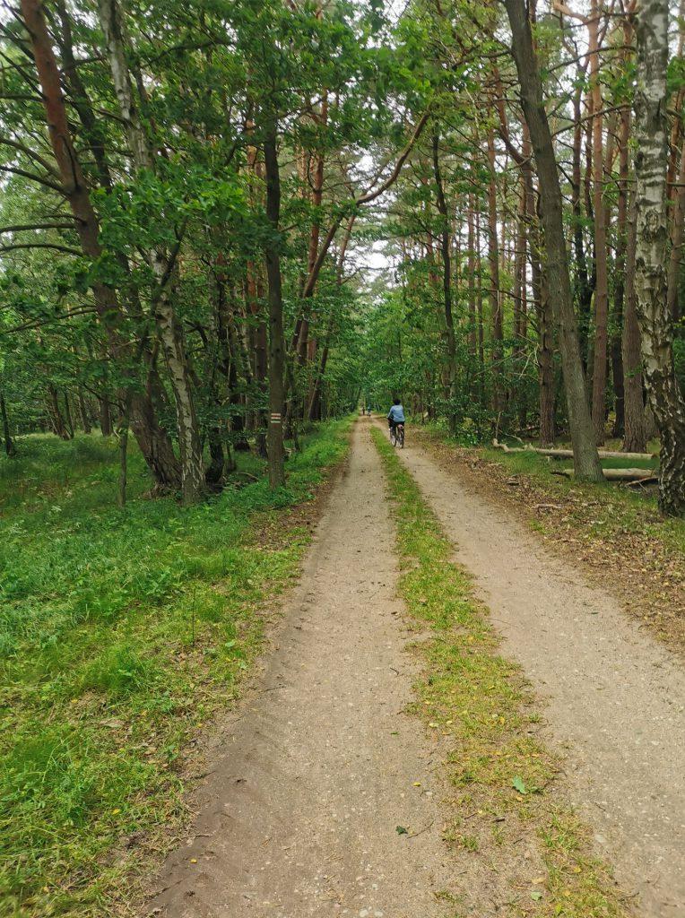 szlaki rowerowo-piesze